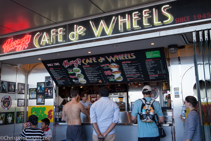 Harry's Cafe De Wheels #Bondi via christineknight.me