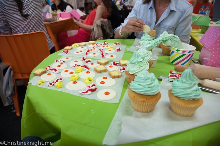 Katherine Sabbath Cupcake Decorating Class via christineknight.me