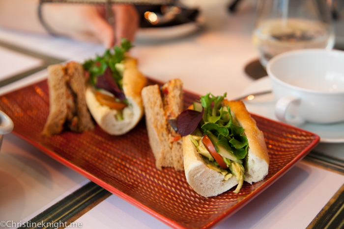 Archibald inspired high tea at the Sofitel Wentworth Sydney via christineknight.me