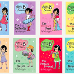 Interview with author Sally Rippin: Getting published, and how to raise kids who love to read