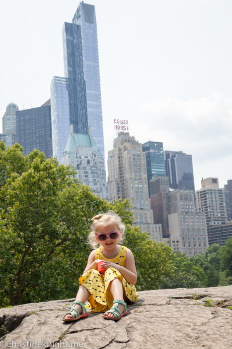 Central Park for Families via christineknight.me