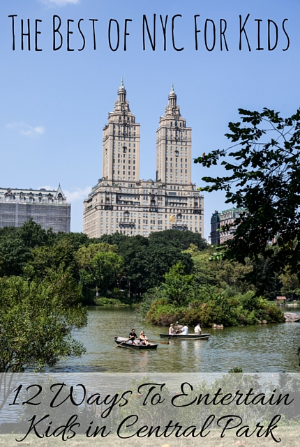 A Guide To Central Park For Kids via christineknight.me