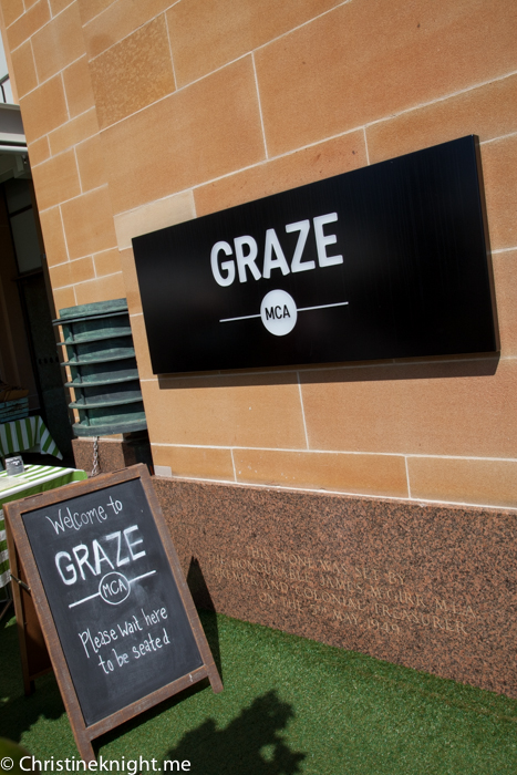 Graze MCA via christineknight.me