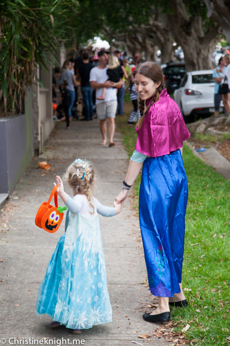 Halloween in Sydney via christineknight.me