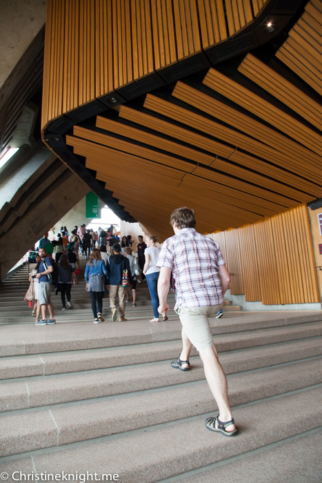 Sydney Opera House Open Day via christineknight.me