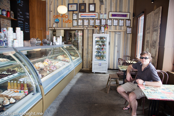 Cow and Moon: Sydney's Best Gelato via christineknight.me