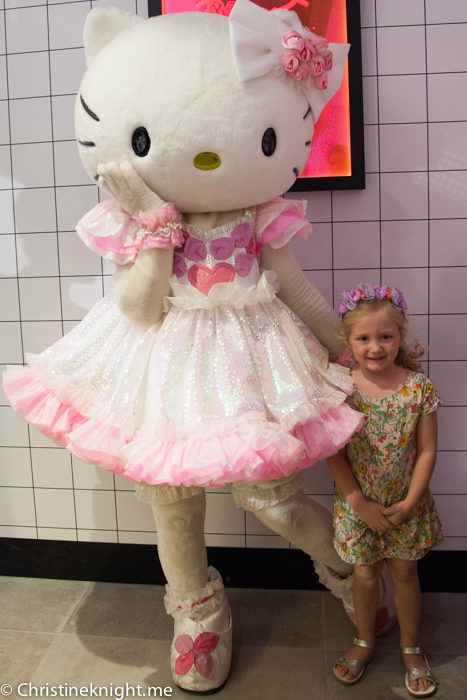 Hello Kitty Diner #Sydney via christineknight.me