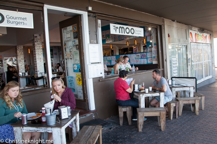 Moo Burgers Bondi via christineknight.me