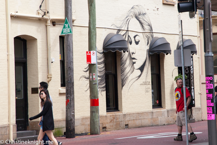 Newtown Graffiti via Christineknight.me