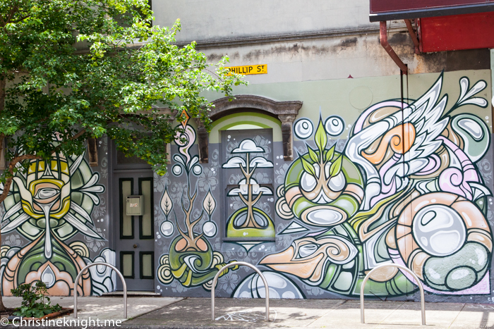 Newtown Graffiti via Christineknight.me
