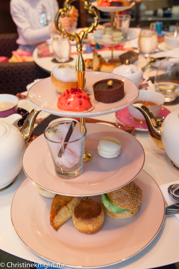 Sleeping Beauty High Tea at the Sofitel Wentworth Hotel via christineknight.me