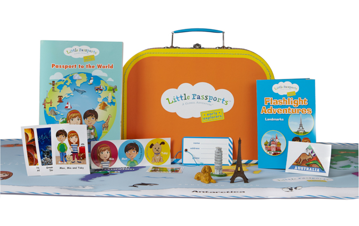 Christmas Gifts For Little Jetsetters