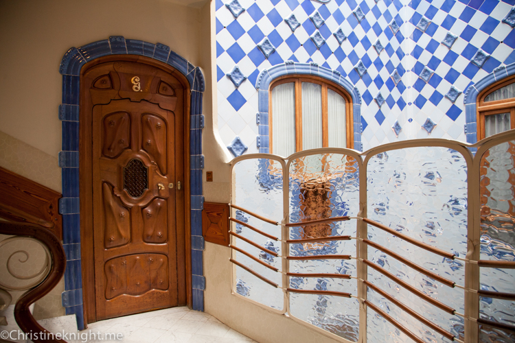 Casa Batllo, Barcelona via christineknight.me