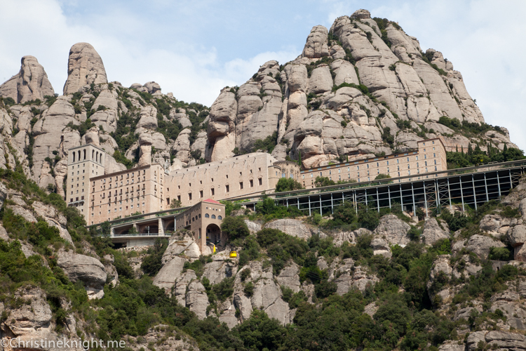 Barcelona: Montserrat Day Trip via christineknight.me