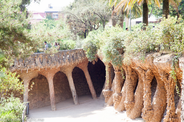 Barcelona: Park Guell Day Trip via christineknight.me