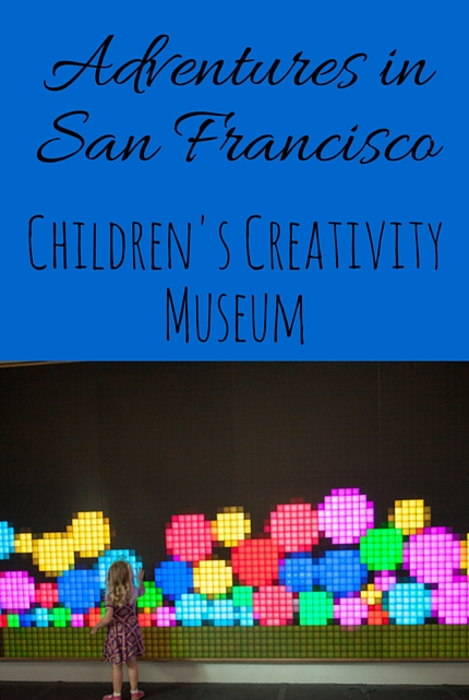 Children's Creative Museum via chistineknight.me