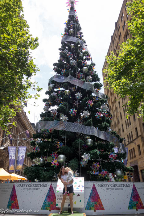 Christmas in Australia via christineknight.me