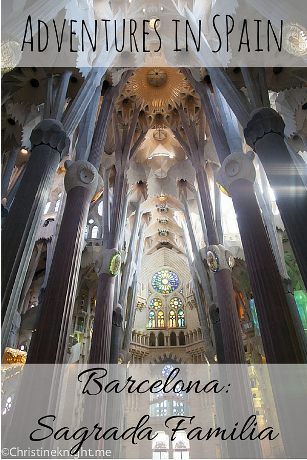 Sagrada Familia With Kids via christineknight.me