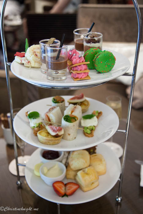 Sheraton On The Park Christmas Edition High Tea via christineknight.me