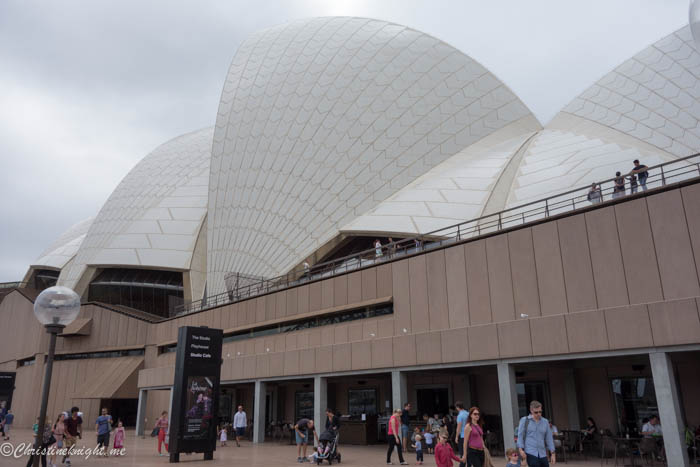Sydney Opera House via christineknight.me