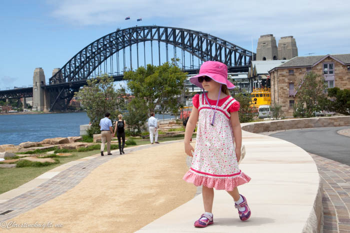Barangaroo Sydney via christineknight.me