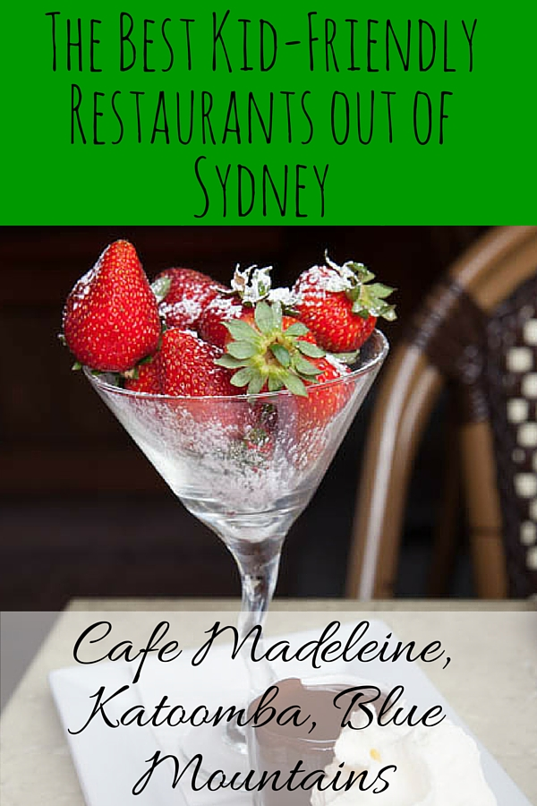Cafe Madeleine, Leura via christineknight.me