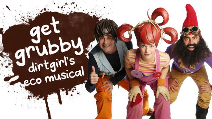 dirtgirl's Get Grubby Musical via christineknight.me