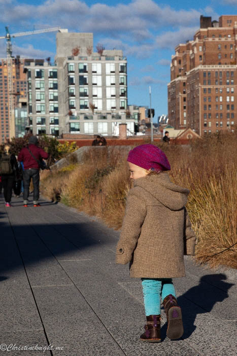 High Line via christineknight.me