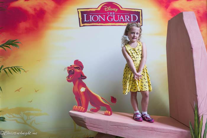 The Lion Guard Australian Premiere via christineknight.me