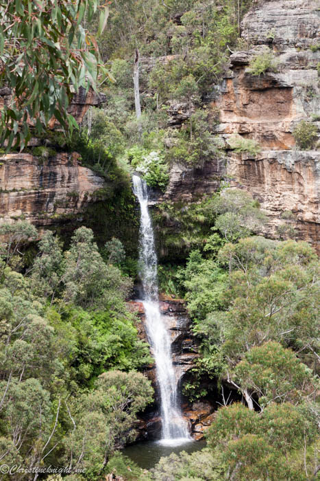 Minni Ha Ha Falls Katoomba Australia via christineknight.me