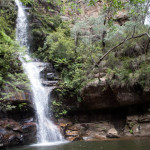 Sydney Day Trips With Kids: Minni Ha Ha Falls, Katoomba