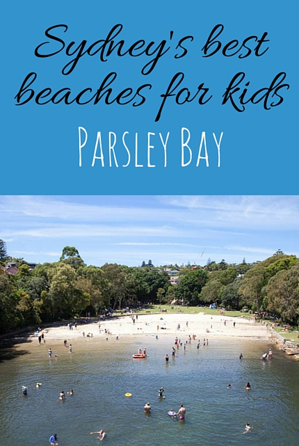 Parsley Bay: Sydney's Best Beaches For Kids via christineknight.me