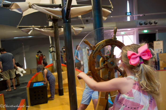 Pirate Fun at the Australian National Maritime Museum via christineknight.me