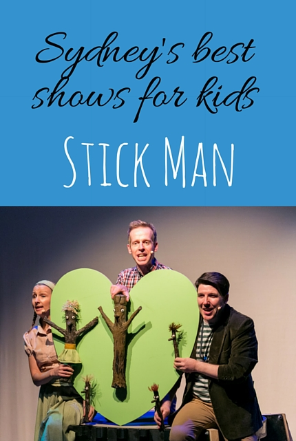 Stick man: Sydney's Best Shows For Kids via christineknight.me