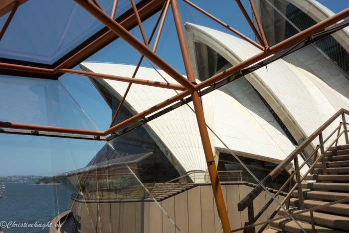 Sydney Opera House Day pack via christineknight.me
