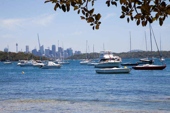 Sydney's Best Family Day Trips: Watson's Bay via christineknight.me