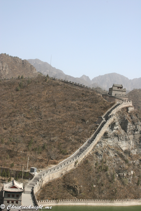 Great Wall of China via christineknight.me
