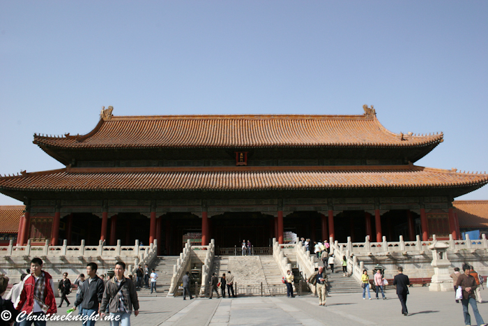 The Forbidden City via christineknight.me
