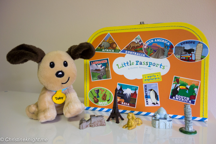 Little Passports: The Best Subscription Boxes For Kids via christineknight.me