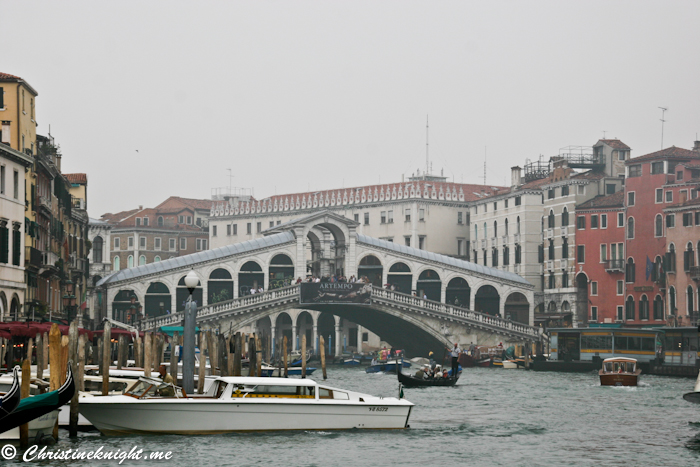 Venice via christineknight.me