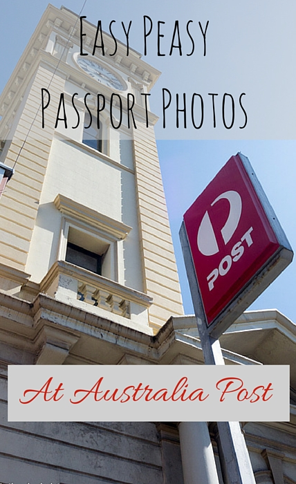 Easy Peasy Passport Photos With Australia Post via christineknight.me