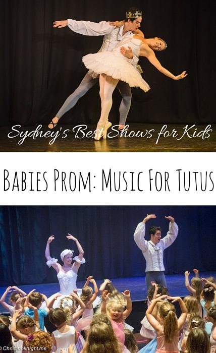 Babies Proms: Music for Tutus via christineknight.me