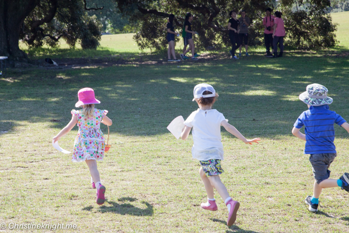 The Great CP Easter Egg Hunt via christineknight.me