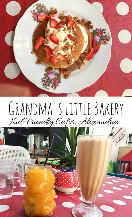 Grandma's Little Bakery: Kid-Friendly Cafes, Alexandria