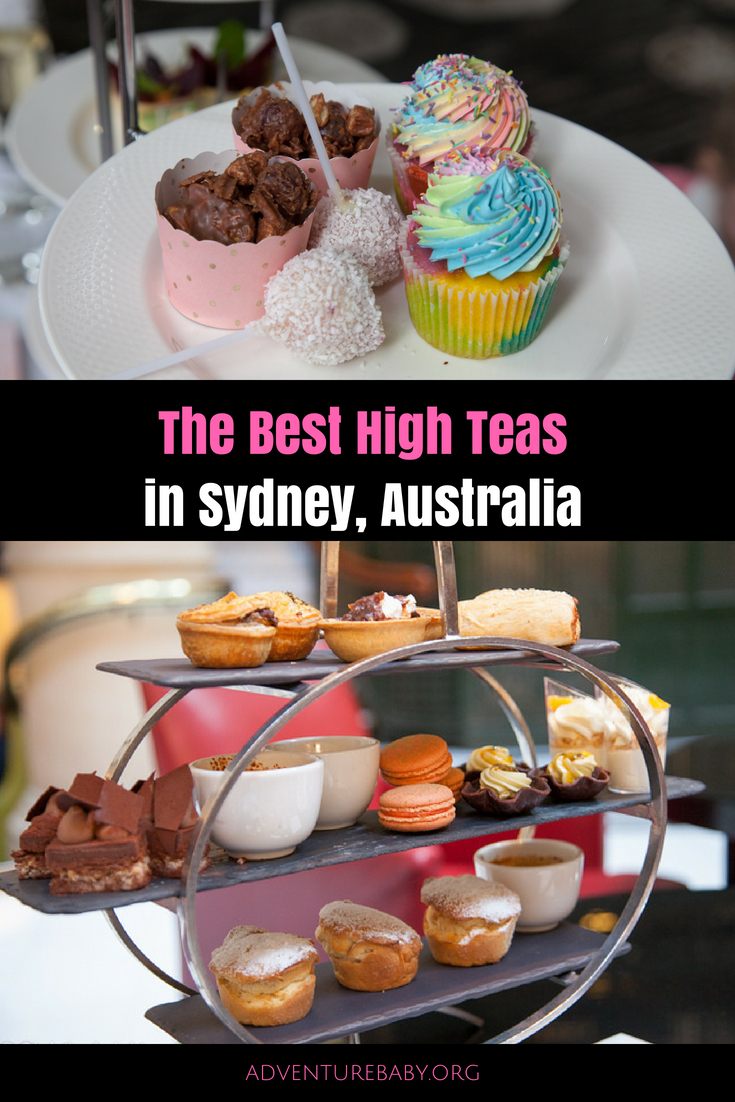 The Best High Teas In Sydney, Australia