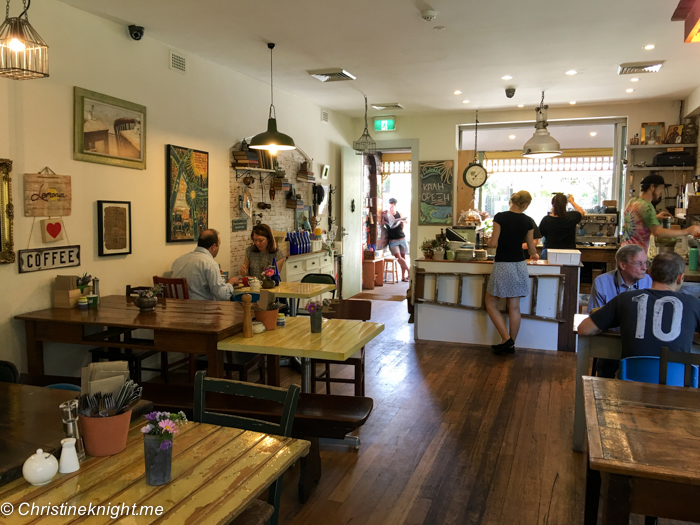 Lemonia Cafe Annandale via christineknight.me