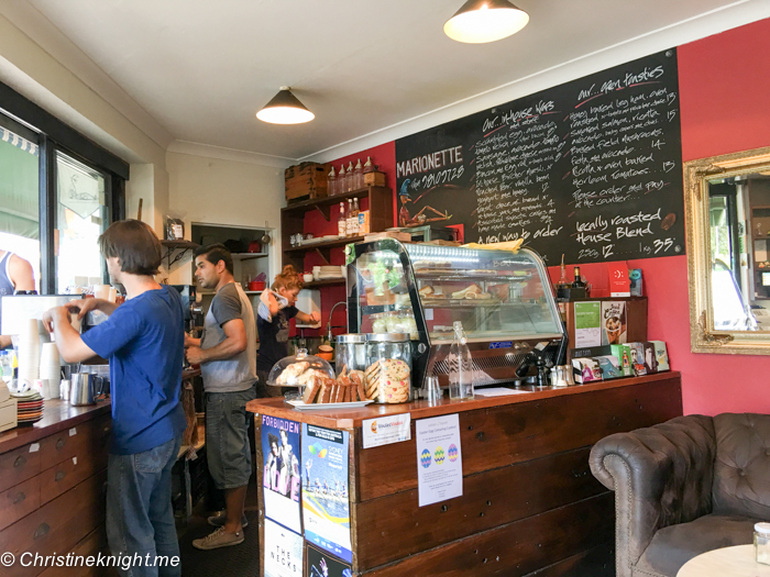 Little Marionette: Kid-Friendly Cafes, Balmain