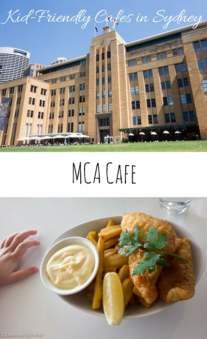 MCA Cafe via christineknight.me