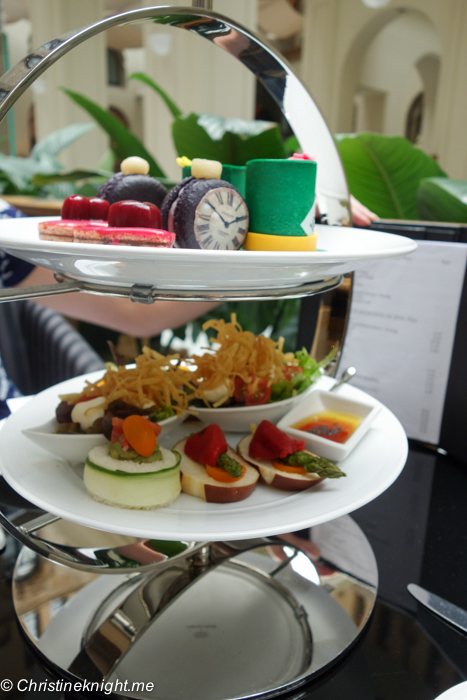 Westin Mad Hatter's Afternoon Tea via christineknight.me