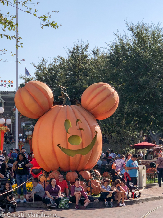 A guide to celebrating Halloween at Disneyland California
